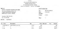 Print Invoice - Million Business Solution